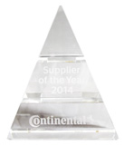 Supplier of the Year 2014