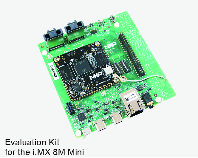 Evaluation Kit for the i.MX 8M Mini