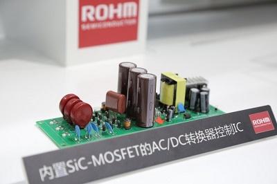 内置SiC-MOSFET的AC/DC转换器控制IC